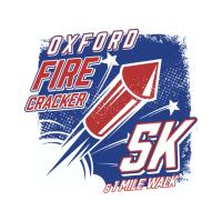 Oxford Firecracker 5k & 1 Mile Walk