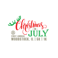 Christmas in July 5K - Rotary Club of Woodstock