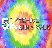 Tie-Dye 5k Run & Walk
