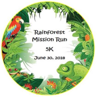 Rainforest Mission Run