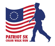 Patriot 5K Color Walk/Run