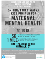 Light for Kara 5K for Maternal Mental Health