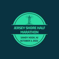 Jersey Shore Half Marathon + 2 mile