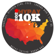 The MyPay 5K/10K races have gone virtual for 2020!
