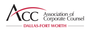 Association of Corporate Counsel - Dallas Fort Worth Chapter