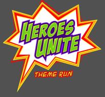 Heroes Unite Theme Run