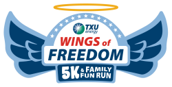 TXU Energy Wings of Freedom 5k and Family Fun Run