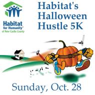 Habitat's Halloween Hustle 5K