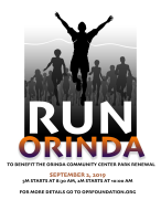 Run Orinda - CANCELLED