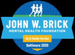 2020 John W. Brick Mental Health Foundation 5K & 1-Mile Family Fun Run/Walk