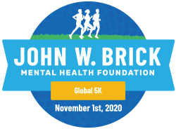 2020 John W. Brick Mental Health Foundation Baltimore 5K and Family Fun Run and JWB Global 5K