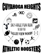 CHS Athletic Boosters 5K Race & 1-mile Kids Fun Run