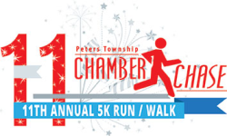 11th Annual Peters Township Chamber Chase 5K Run/Walk