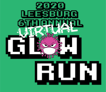 6th Annual Leesburg Glow Run (Virtual)