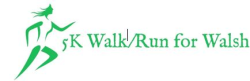 5K Run/Walk for Walsh