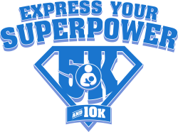 Express Your SuperPower 5K/10K