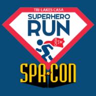 CASA Spa-Con Superhero Run