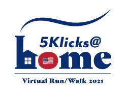 5Klicks @ Home ( Virtual Run/Walk)