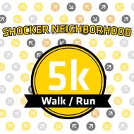 Shocker Neighborhood 5K