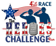The Heroes' Challenge goes Virtual to help local Heroes! Race now through Patriots' Day (9/11) & help Heroes!