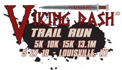 2018 Viking Dash Trail Run: Louisville