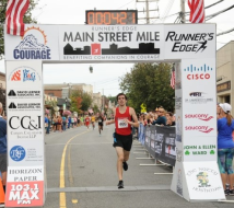 Runner's Edge Main Street Mile