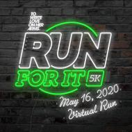 TWLOHA's Run For It 5k - VIRTUAL RACE