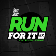 TWLOHA's Virtual Run For It 5k