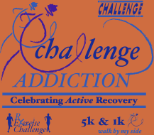 Challenge Addiction 5k (10th Annual)
