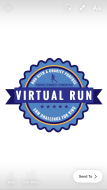 Four Seasons Virtual Run Series - AUTUMN 8K