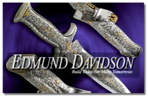 Edmund Davidson Knives
