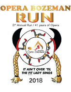 Opera Bozeman Run