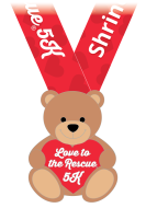 Love to the Rescue 5K