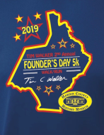 Tim Walker Founder's Day 5K