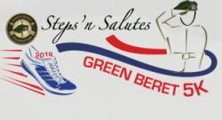 Steps 'n Salutes Green Beret 5k