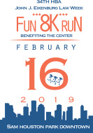 John J. Eikenburg Law Week Fun Run 8k - Sam Houston Park