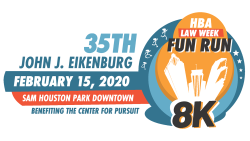 HBA John J. Eikenburg 8K Law Week Fun Run