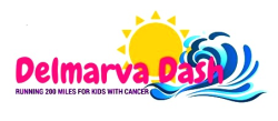 Delmarva Dash: Running 200 Miles for Kids with Cancer