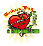 Mother's Day Half Marathon & 5k - Online Registration Open Here: https://mothersdayrace.eventbrite.com