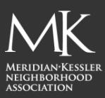 Meridian Kessler Neighborhood Association