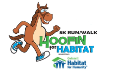 Hoofin for Habitat 5k