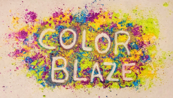 Color Blaze 5k Run/Walk