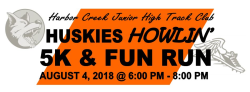 Huskies Howlin' 5K & Fun Run