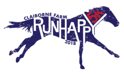 Claiborne Farm Runhappy 5K Run/Walk