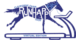 Claiborne Farm Runhappy 5K and 2.5K Run/Walk