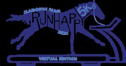 Claiborne Farm Runhappy Virtual 5K Run/Walk