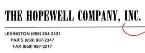 The Hopewell Company