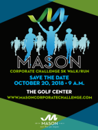 Mason Corporate Challenge 5k Run/Walk