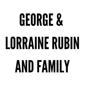 George & Lorraine Rubin and Family