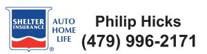 Phil Hicks Shelter Insurance